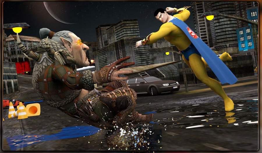 超 蝙蝠 英雄 犯罪 战斗& 豹 英雄 复仇者