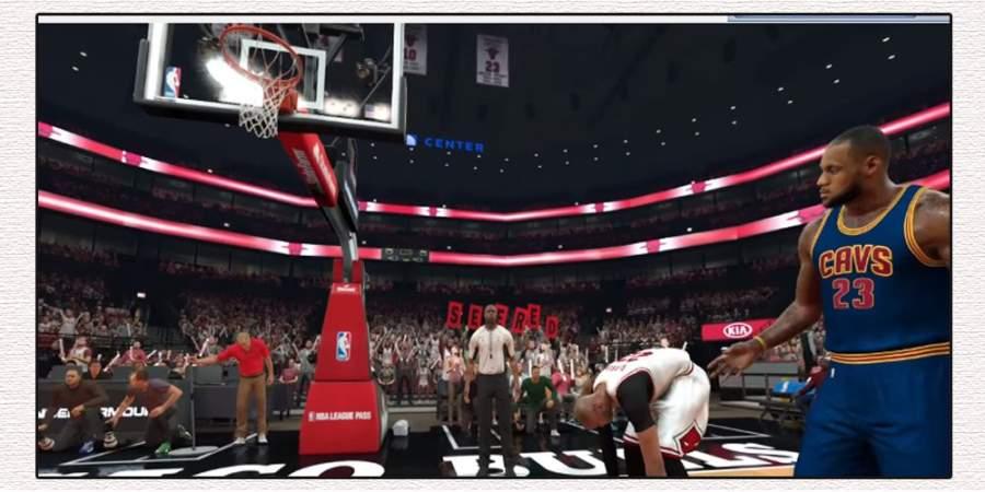 Leguide NBA 2k17截图1