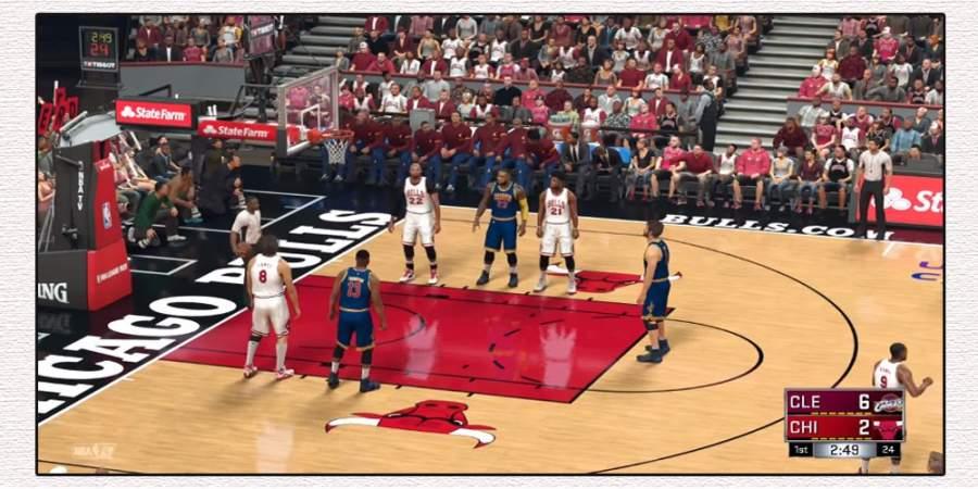 Leguide NBA 2k17截图2