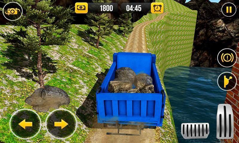 重型挖掘机起重机 - 砂挖掘机3D截图10