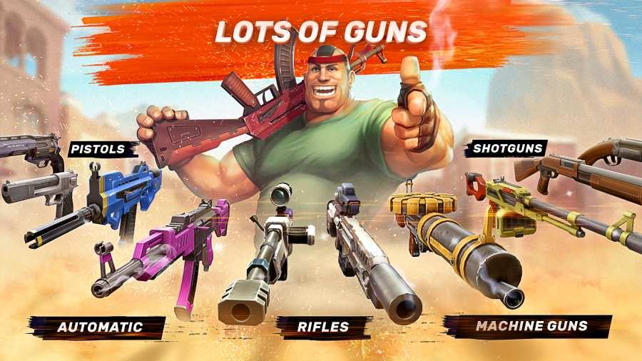 手枪炸弹截图3