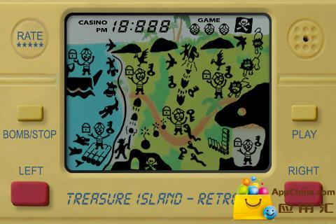 金银岛LCD复古截图4