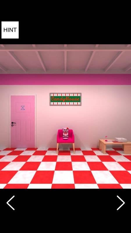 密室逃脱 - 糖果屋逃脱