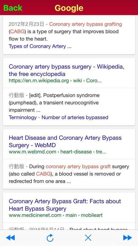 醫學縮寫快速查詢