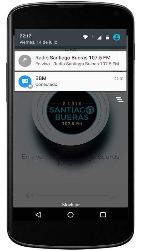 Radio Santiago Bueras 107.5 FM