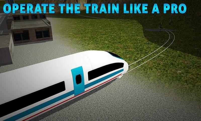 子弹列车模拟器 - 客运截图0