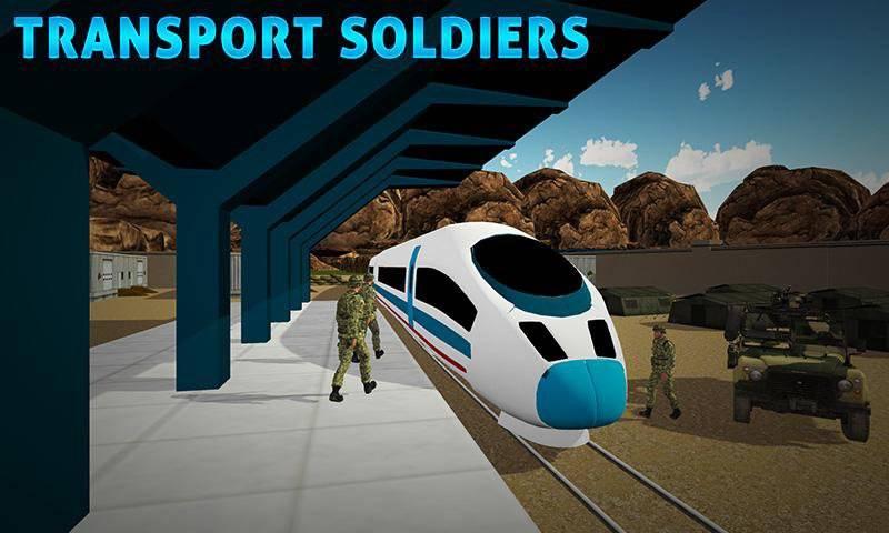 子弹列车模拟器 - 客运截图3