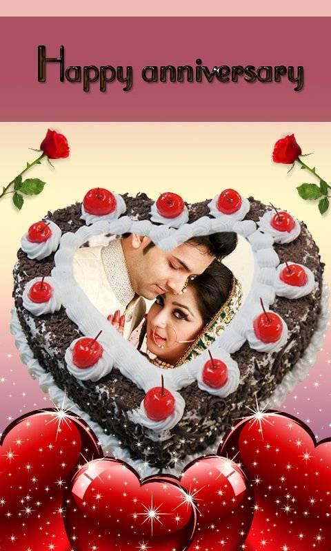 周年纪念蛋糕名称照片 - 情侣框架高清截图3