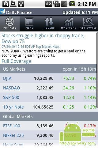 新浪财经 - 股票及新闻截图1