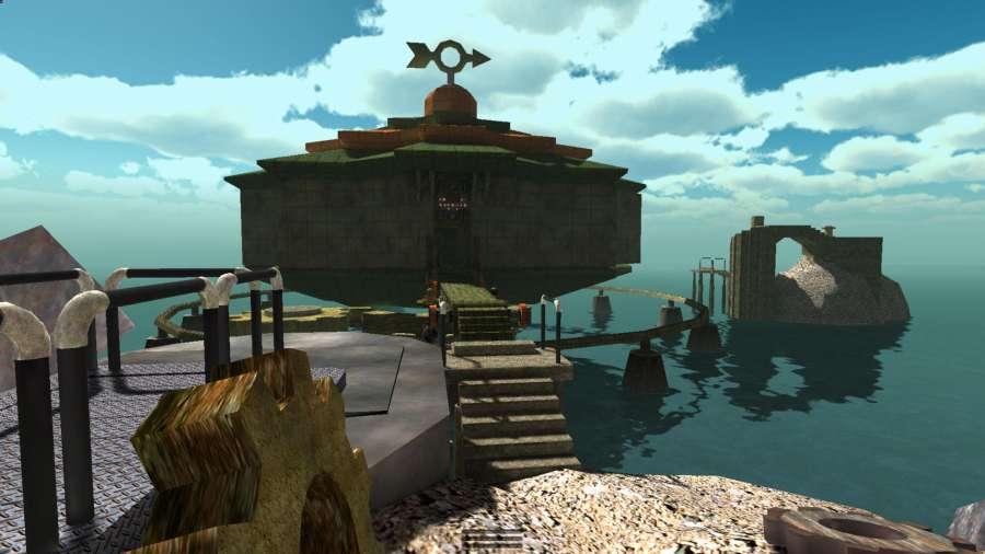 真神秘岛截图3