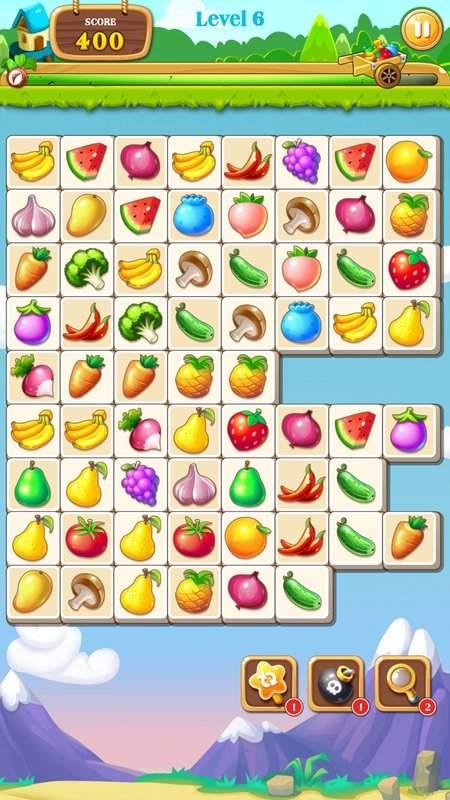 水果连连看截图2