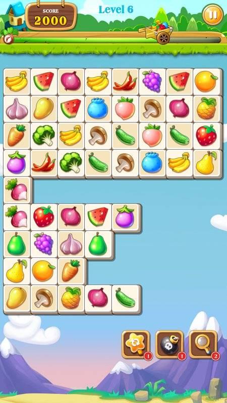 水果连连看截图3