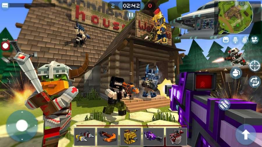 Mad GunZ -  online shooter截图5