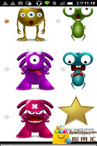 怪物窗口小部件 工具 App-愛順發玩APP