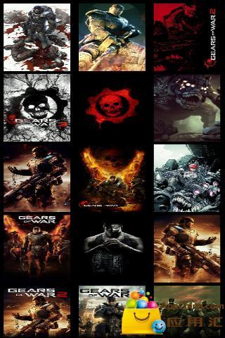 战争机器壁纸