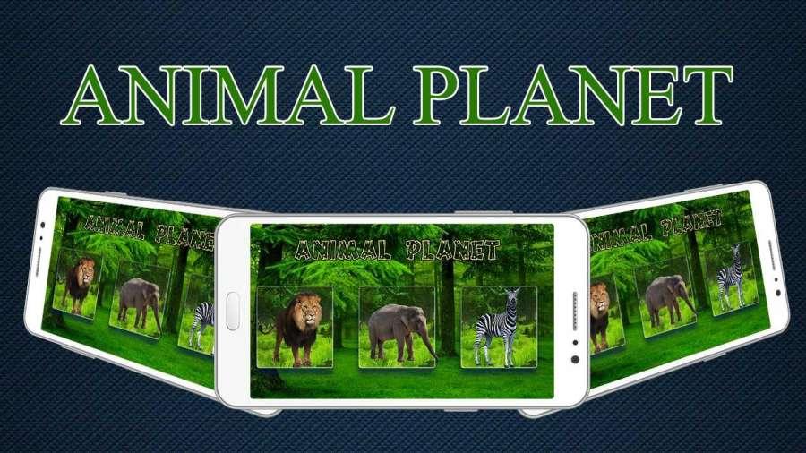 動物星球 - 3D,VR,360截图0