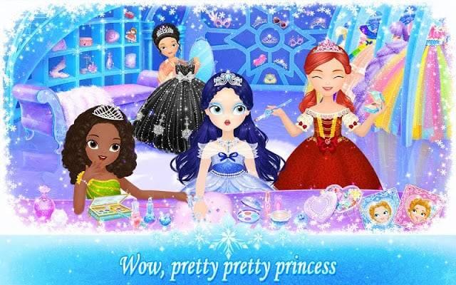 莉比小公主之冰雪派对截图1