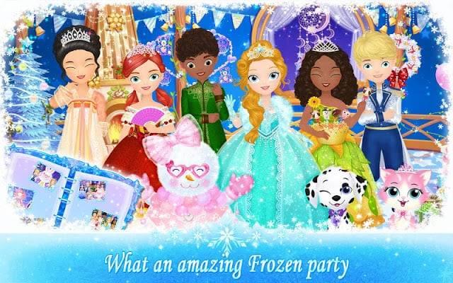 莉比小公主之冰雪派对截图2