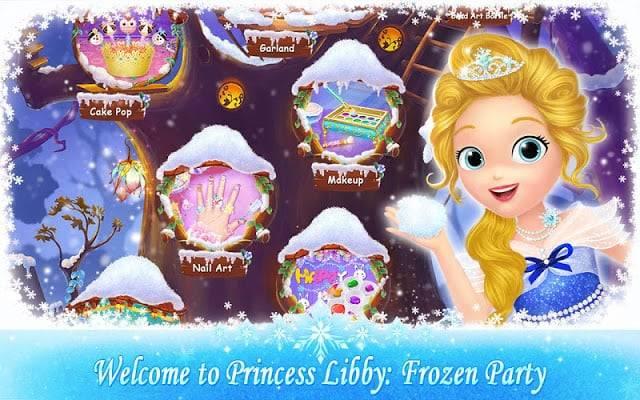 莉比小公主之冰雪派对截图4