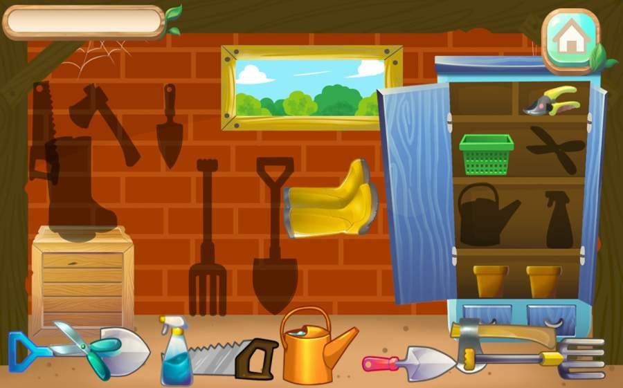 Farm Animals & Vegetables Fun Game for Kids截图1