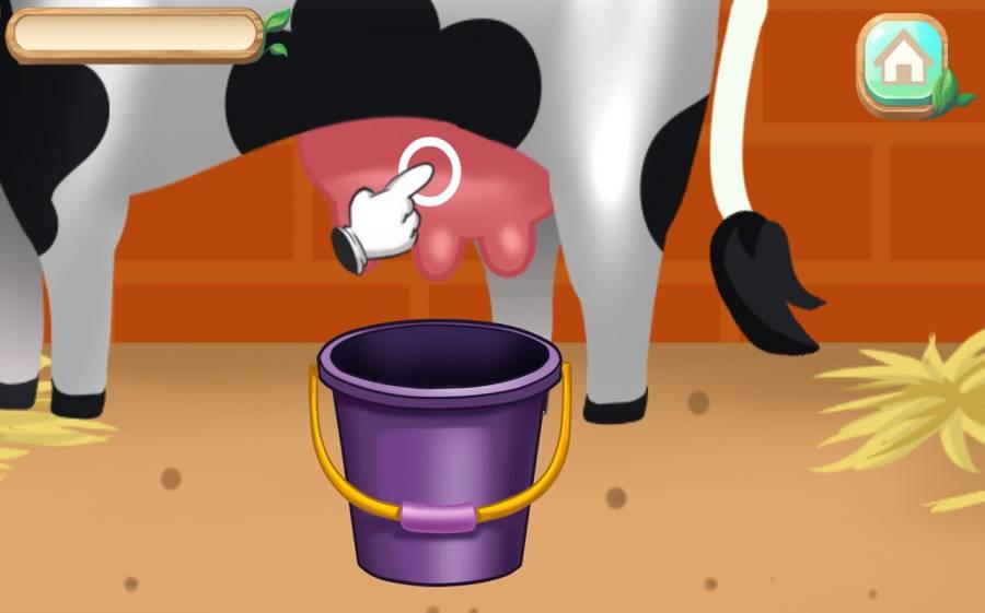 Farm Animals & Vegetables Fun Game for Kids截图3