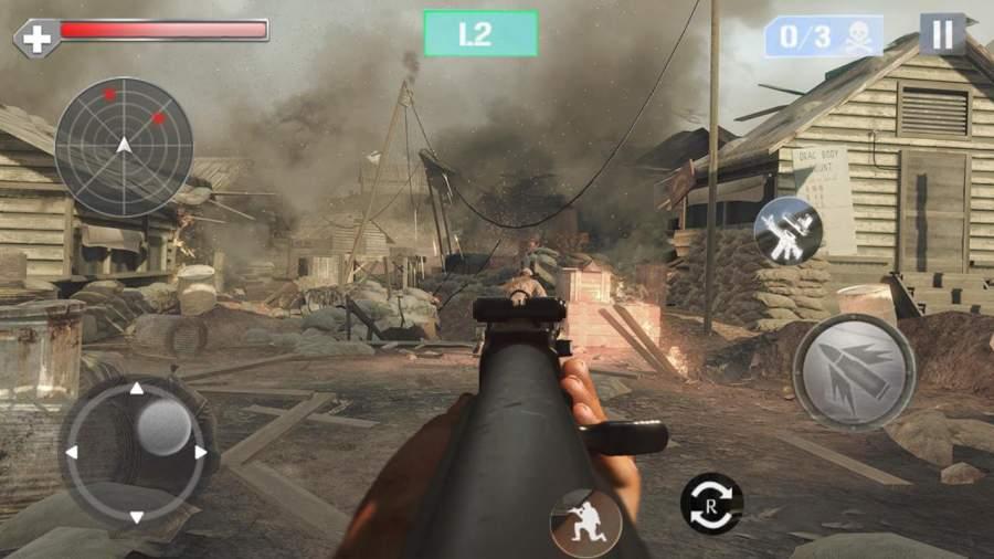Critical Strike Shoot Fire截图0