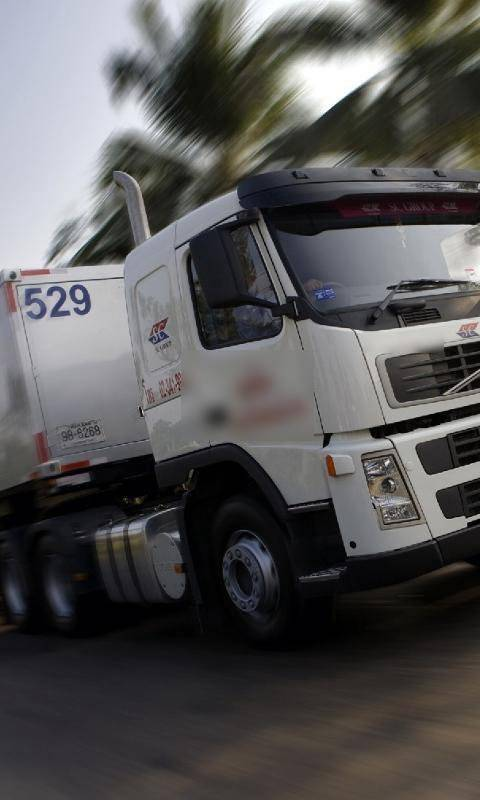 Puzzles Jigsaw Volvo FM Truck Game