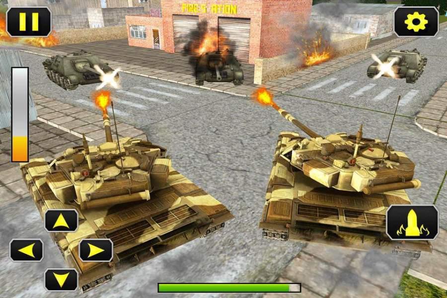 未来坦克战争机器