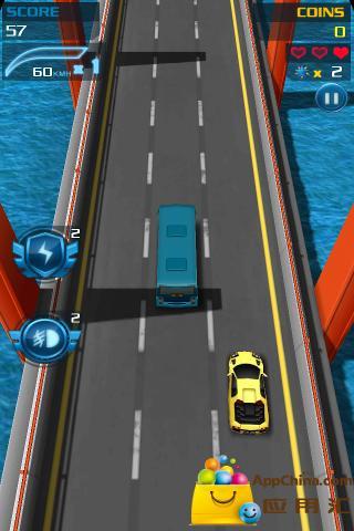 3D狂野摩托|不限時間玩賽車遊戲App-APP試玩 - 傳說中的挨踢部門