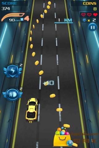 极速飙车截图3