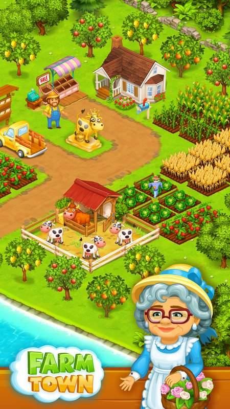 农场:农村之快乐故事截图3