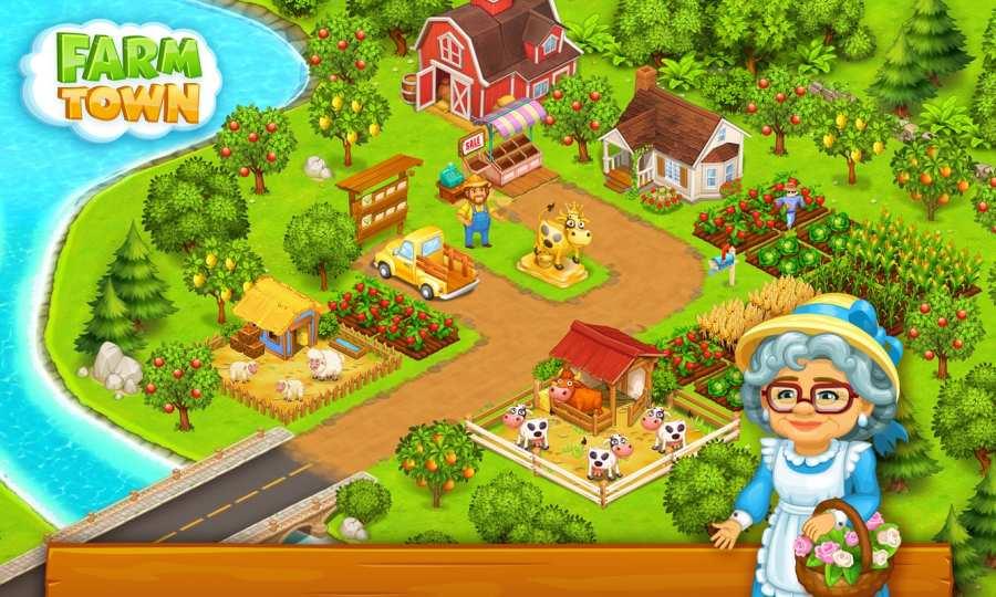 农场:农村之快乐故事截图4