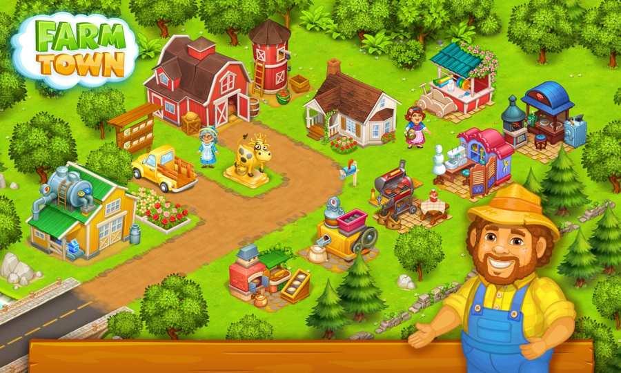 农场:农村之快乐故事截图7