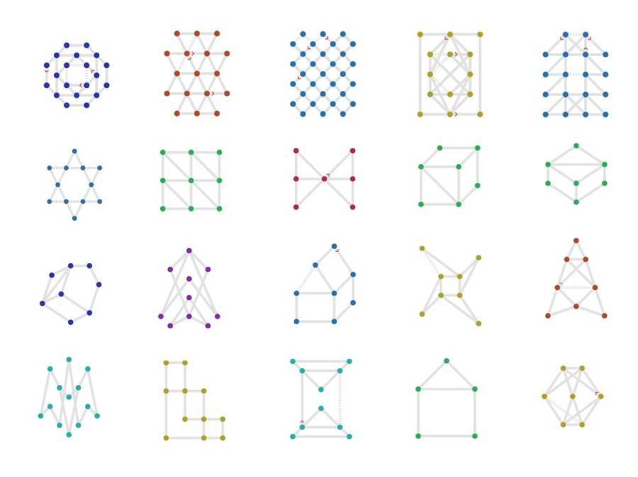 1LINE - one-stroke puzzle game截图1