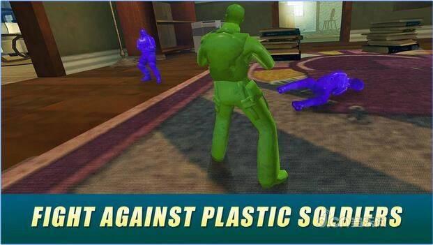 玩具军队的战争截图2