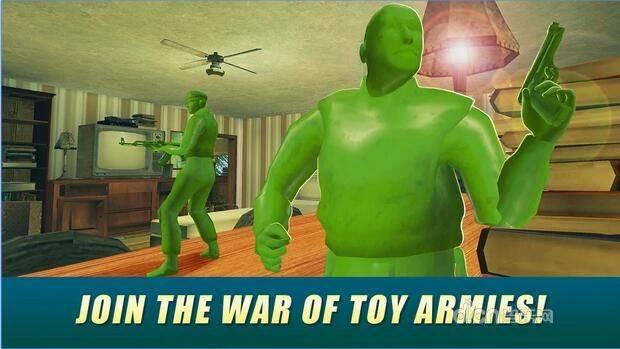 玩具军队的战争截图3