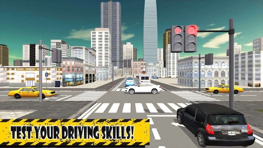 市 汽车 驾驶 学校截图2