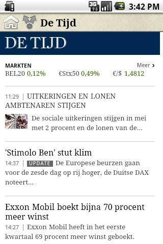 比利时?报纸