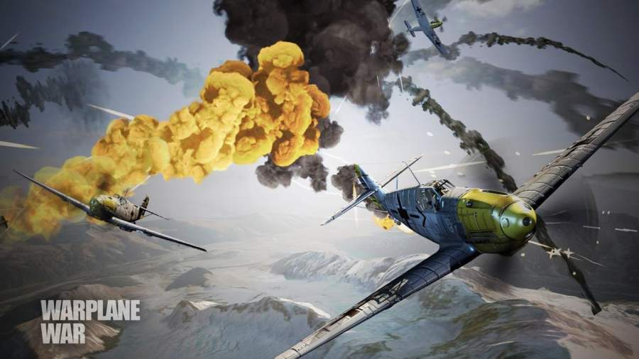 战机世界:战争天空