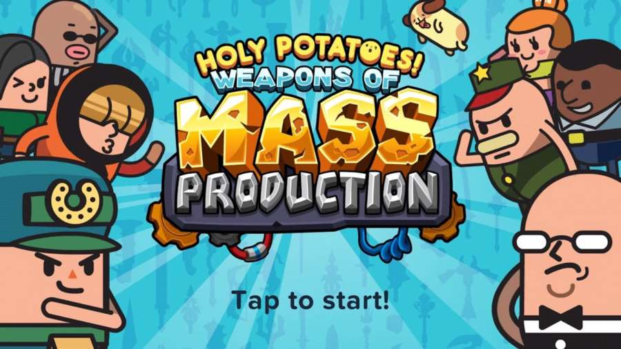 Holy Potatoes! Weapons of Mass Production?!截图5