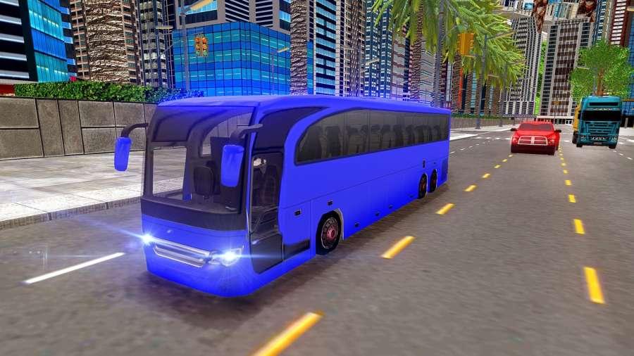 城市巴士司机模拟器2017  -  Pro Coach赛车截图3