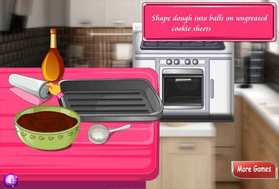 烹饪游戏奶油饼干厨师截图1
