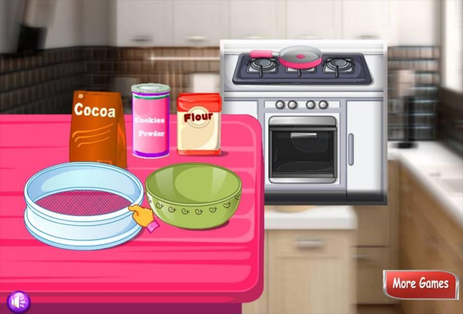 烹饪游戏奶油饼干厨师截图2