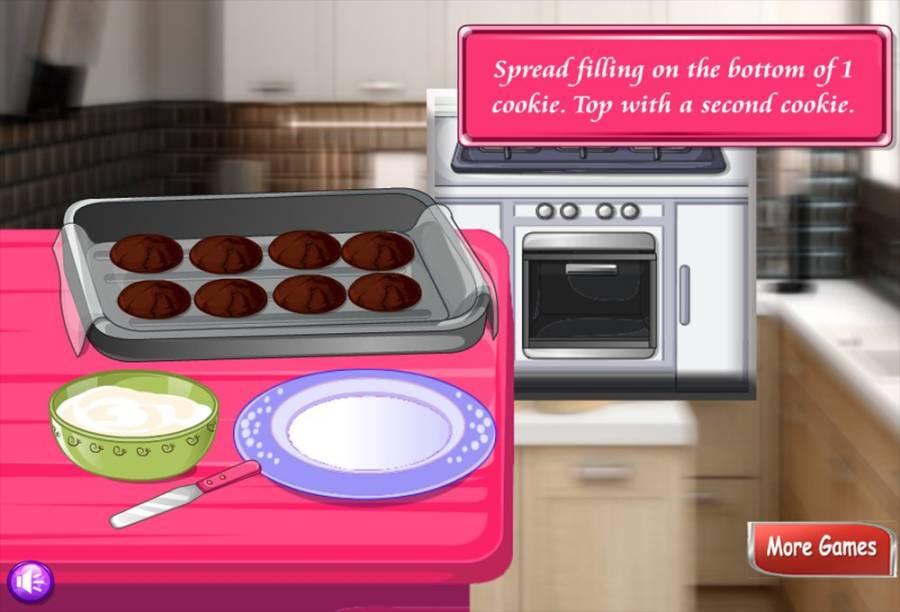 烹饪游戏奶油饼干厨师截图4