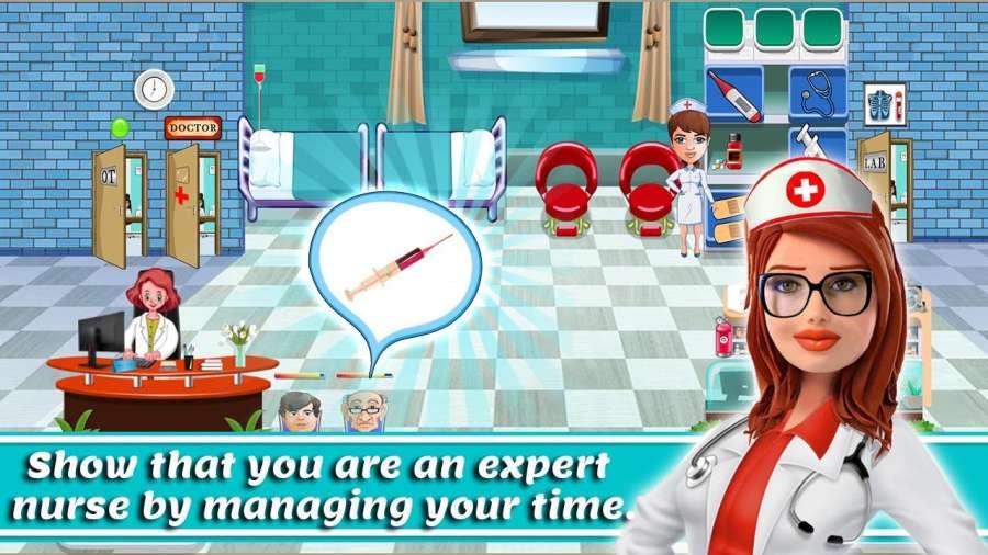 医生故事:医院模拟器游戏截图4