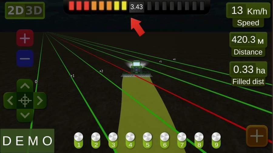 Farmer Navigator, GPS Launcher