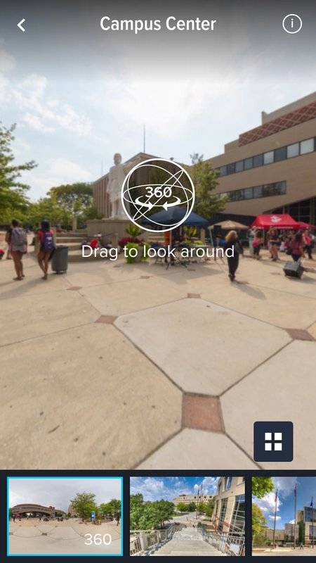 CSCC - Experience Campus in VR