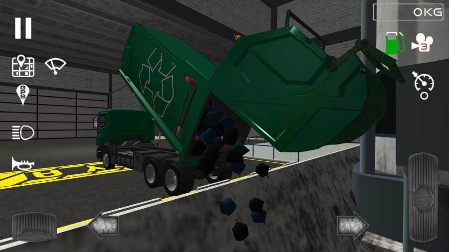 Trash Truck Simulator截图5