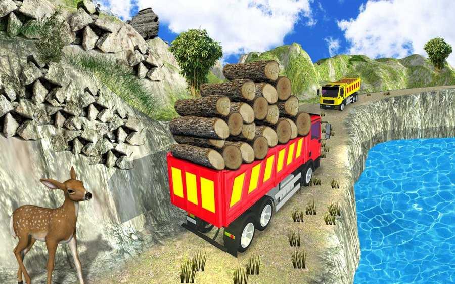 汽车驾驶模拟山