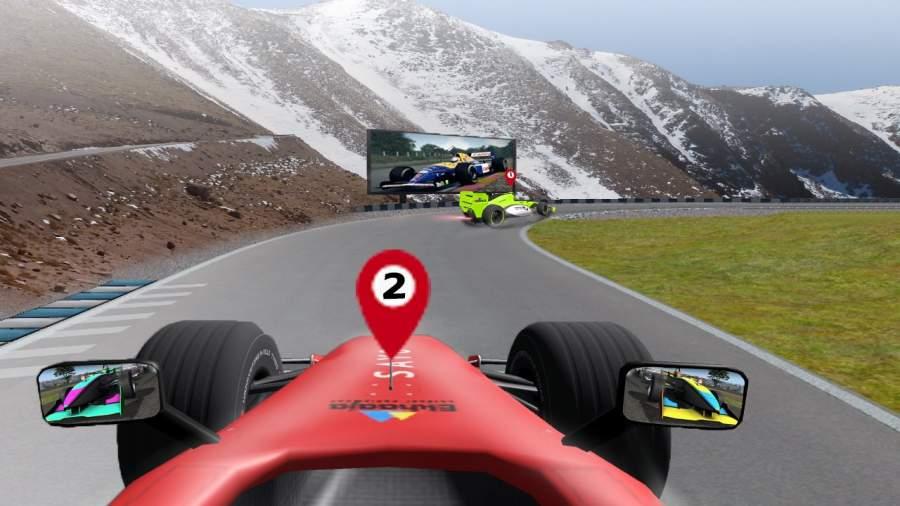 赛车公式3D游戏截图2